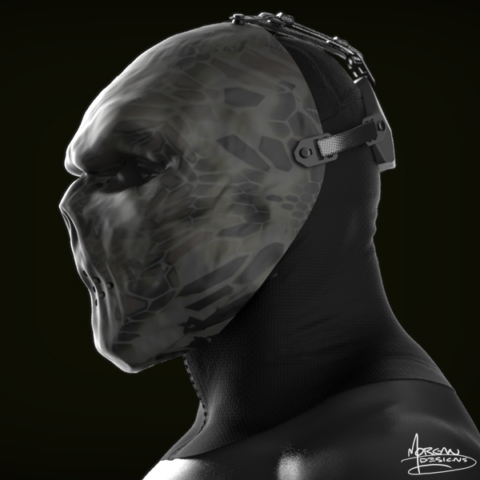 3D modeling by Mike Morgan